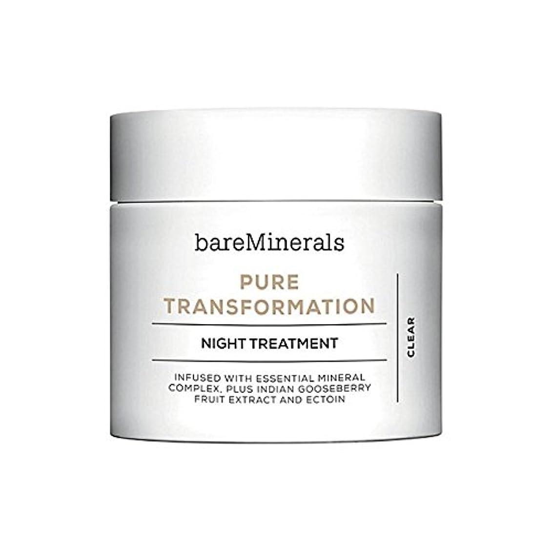 力学フレームワークリテラシーBare Minerals Skinsorials Pure Transformation Night Treatment - ベアミネラル純粋な変態夜の治療 [並行輸入品]