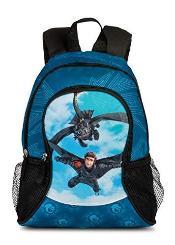 DreamWorks Dragons Kinderrucksack Drachenzähmen leicht gemacht 3