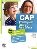 CAP Accompagnant éducatif petite enfance - Matières professionnelles. Réussir mes épreuves