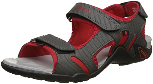Liberty Gliders (from Men's Marco-1 Red Sandals and Floaters - 8 UK/India (42 EU) (8141017120420)