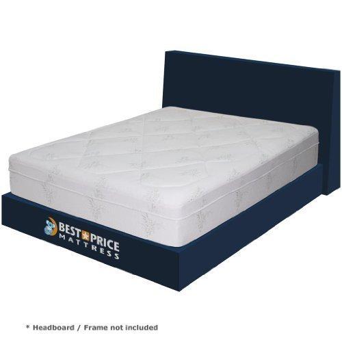 Best Price Mattress 12-Inch Grand Memory Foam...