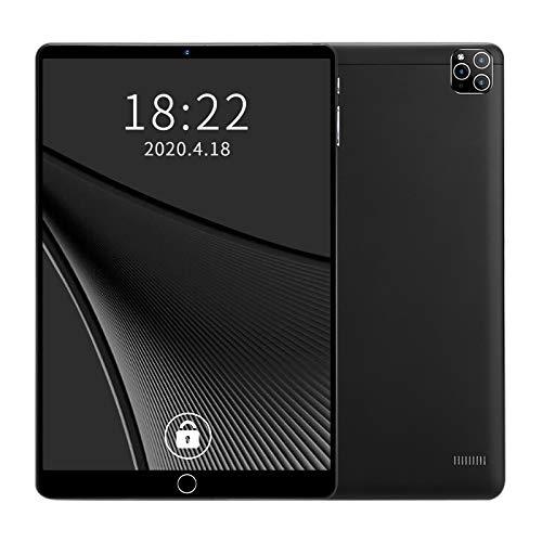 Android Y16 Pro 3G Teléfono Tablet PC, 10.1 Pulgadas, 2GB + 32GB, Android 5.1 MTK6592 Octa Core 1.6GHz, SIM Dual, WiFi, Bluetooth, OTG, FM, GPS (Color : Black)