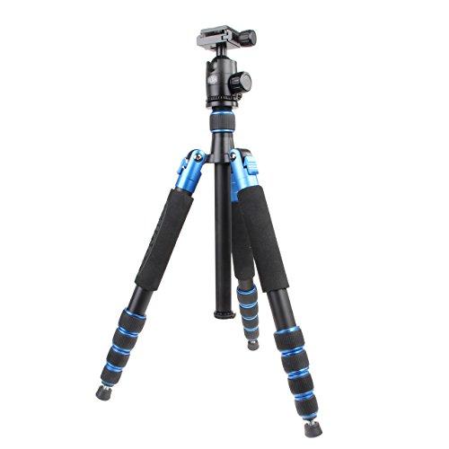Bilora 3381-2 ColorLux II Aluminium statief, blauw