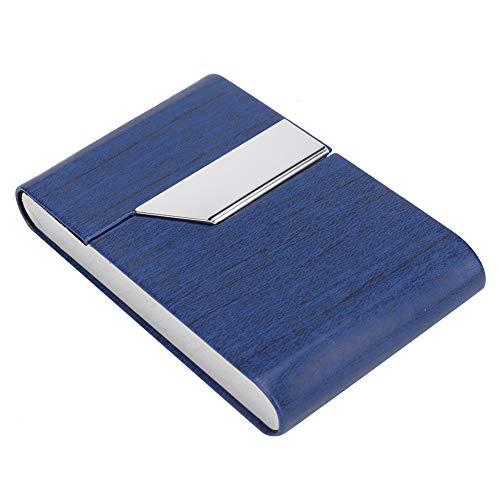 Shipenophy Zigarettentasche, Zigarettentasche Box Zigarre Zigarettenaufbewahrung Zigarettenetui Einfach zu tragen Stilvoll für den Eigengebrauch oder als Geschenk(Blue)