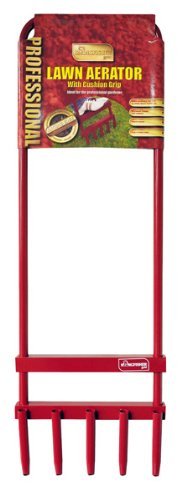 Kingfisher RC401Pro Gold Rasenbelüfter–Rot