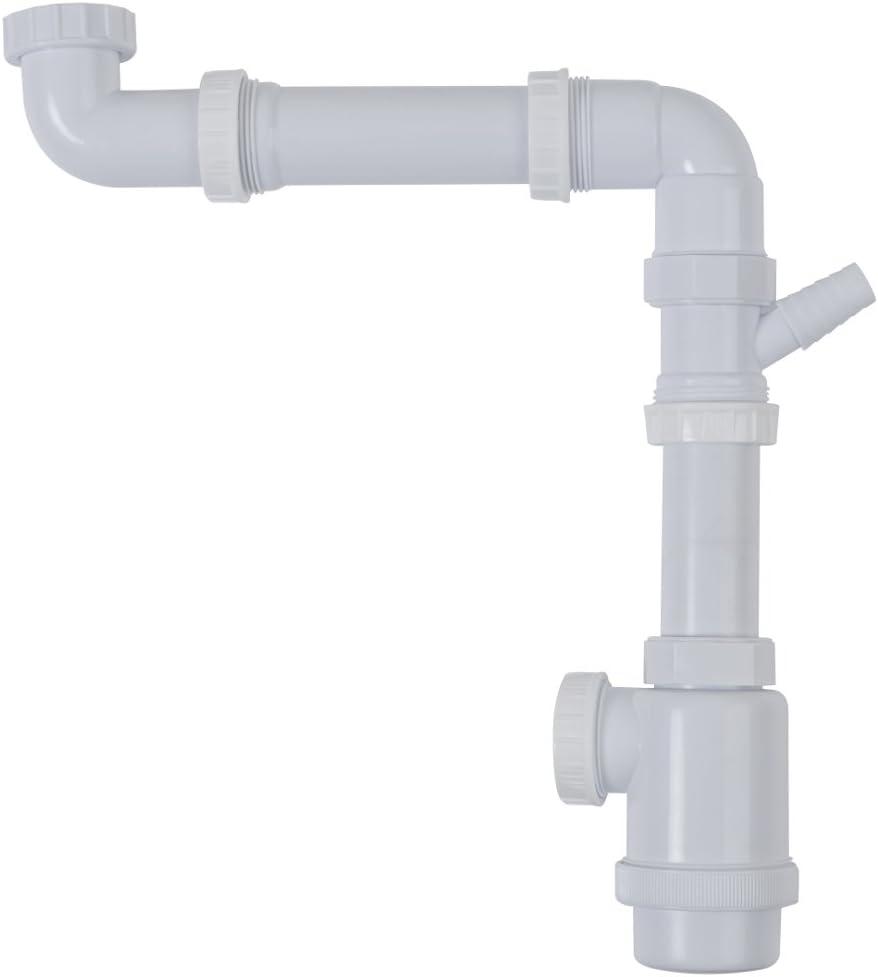 Teka 61001097 accesorios para fregadero, Blanco