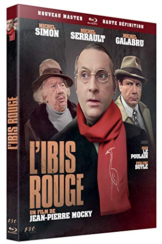 L'ibis rouge [Blu-ray] [FR Import]