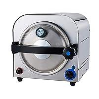 APHRODITE オートクレーブ 高温高圧滅菌機 14リットル TR250E 蒸気滅菌 消毒 半自動