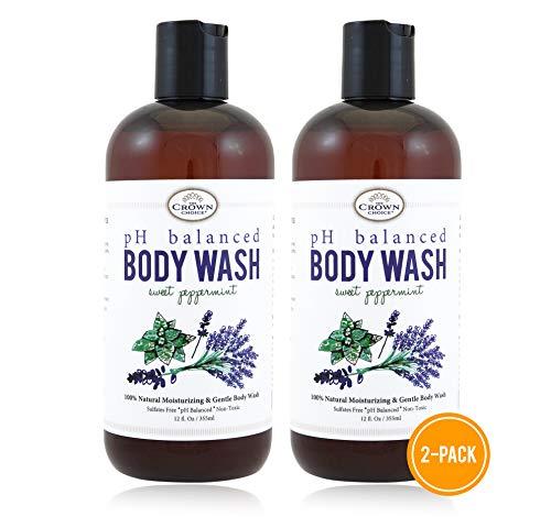 pH Balanced Body Wash for Sensitive Skin