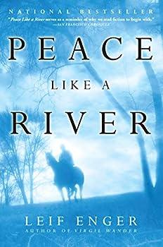 Paperback Peace Like a River: A Novel Book