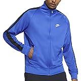 Nike Sportswear N98 Men's Knit Warm-Up Jacket AR2244-481 Size S