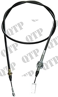 Ford New Holland 87394940 Hand Throttle Cable Ford 60 M TM 60 Series 8160, 8260, 8360, 8560, M Series M100, M115, M135, M160, TM Series TM110, TM115, TM120, TM125, TM130, TM135, TM140, TM150, TM155, T