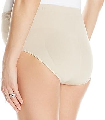 Jessicadaphne Algod/ón Suave y c/ómodo para Mujeres Embarazadas Bragas Pantalones Abdominales Cortos Ropa Interior de Maternidad de Cintura Alta Ajustable