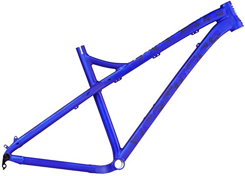 Dartmoor Primal 27.5 Rahmen MTB Erwachsene, Unisex, Matt Space Blue, Large