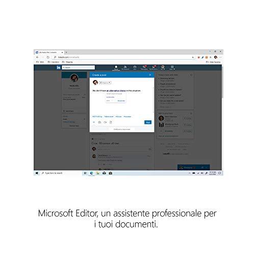 Microsoft 365 Personal Codice d'attivazione via posta