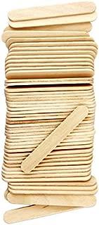 1000 Mini Size Natural Wood Craft Sticks 2.5 Inch