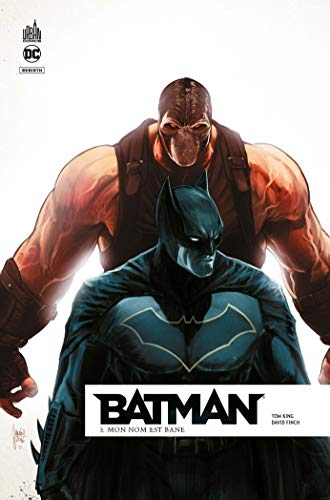 Batman Rebirth, Tome 3