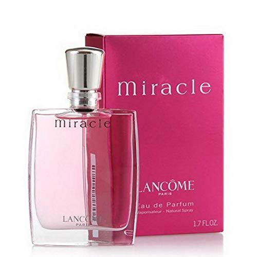 Miracle by Lāncome Eau De Parfum Spray For Women 1.7 OZ./50 ml
