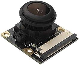 Surveillance Recorder 1080P Camera Module Board 5Mp 160 Automatic Ir-Cut for Raspberry Pi Black