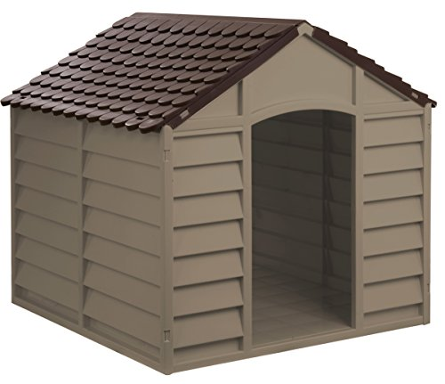 StarPlast Large Dog Kennel