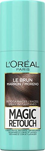 L'Oreal Paris Magic Retouch Spray Retoca Raíces Magic Marrón Oscuro - 75 ml