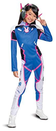 Disguise D.Va Overwatch Deluxe Girls' Costume