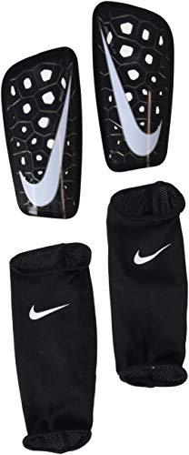 Nike Herren Mercurial Lite Schienbeinschoner Schienbeinschützer, Schwarz (Negro/Blanco), S