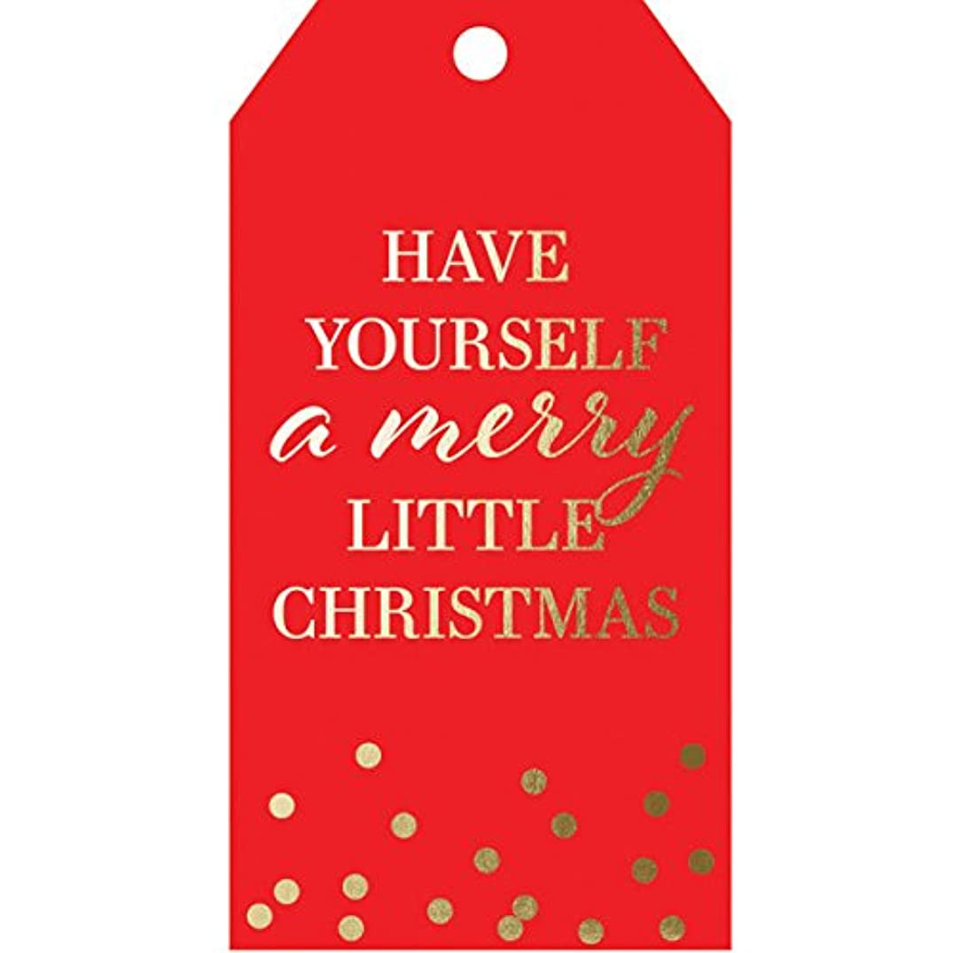 Merry Little Christmas Single Gift Tag