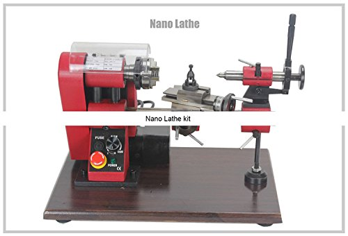 Buy NL1 150W Nano Lathe/SIEG N1 Mini Lathe Machine/100mm Mini metal lathe