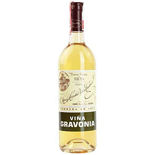 Vina Gravonia Crianza blanco 2009 Rioja Crianza DO Weißwein trocken Lopez de Heredia Vina Tondonia Spanien 750ml-Fl (92.00€/L)