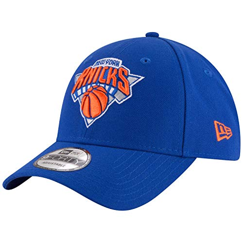 New Era New York Knicks 9forty Adjustable Cap The League Royal - One-Size