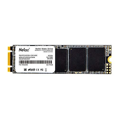 HD SSD 128GB N535N M.2 SATA3 560MBs Netac