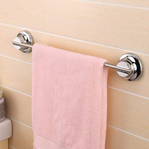 ADSE Toallero con Ventosa para baño, Barra de Toalla Tipo Ventosa de Gran Resistencia, Toalla para Colgar en el baño (tamaño: 60 cm)