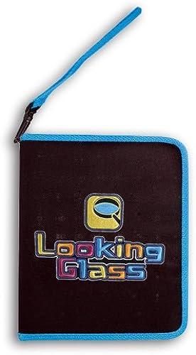 moda clasica Looking Glass 24-Piece Trim Collector Case, Cyan azul azul azul by Looking Glass  ventas en linea