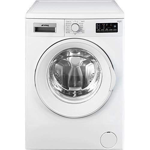 SMEG Waschmaschine Slim LBW610CIT3 6 kg Energieeffizienzklasse A+++ Entsafter 1000 Umdrehungen