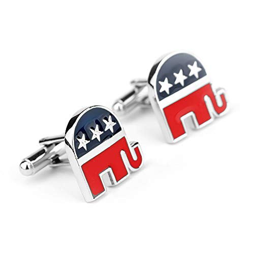 Republican Party Cufflinks