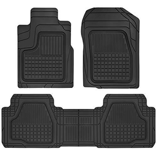 Motor Trend Custom Fit Premium Trim, All Weather Deep Dish Car Floor Mats for...