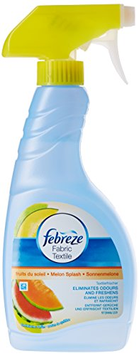 Febreze Spray Désodorisant Textile Fruits du Soleil 500 ml - Lot de 2