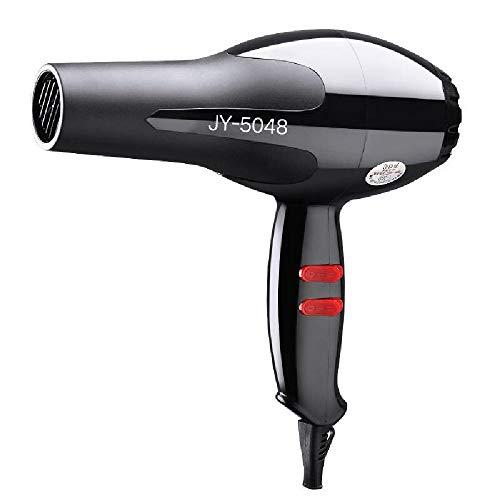 WXSG Hair Dryer Household Hair Dryer Student Dormitory Hair Dryer Household Appliances,Black