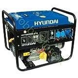 Hyundai - HY6500ES ATS - Generador de corriente de 5,5 kW con cuadro de arranque automático