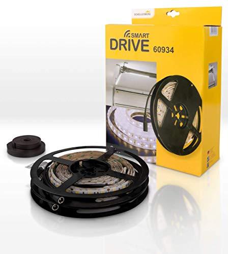 Schellenberg 60934 Strip 6 Torantriebe Smart Drive M, L, XL, 7200 Lumen, kaltweiß, LED-Garagenbeleuchtung