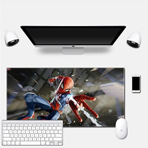Le Tapis De Souris Avengers Super Grand Tapis De Souris Pc Gamer Tapis De Souris De Jeu Iron Man Ant Man Spider 800x300x3mm