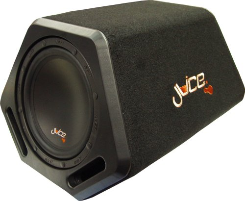JUICE Car Audio A8 1000W 8 Inch Active Subwoofer With Custom Enclosure And...