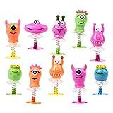THE TWIDDLERS 36 Juguetes de Monstruos Saltarines para Niños: Piñata, Regalos