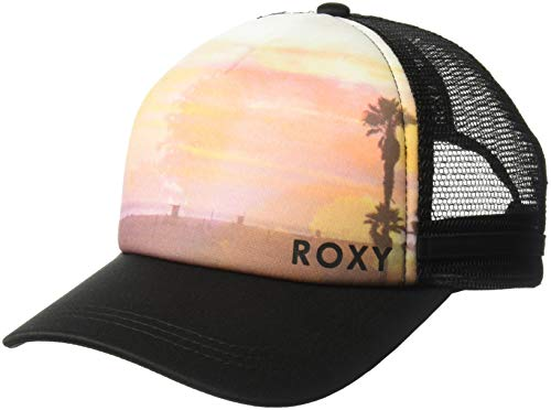 Roxy Women's Dig This Trucker Hat, True Black, 1SZ