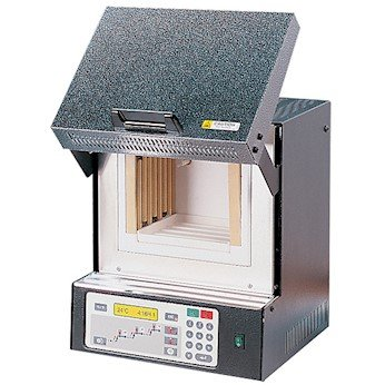 Neytech 9493309 Vulcan Muffle Furnace, 550 cu in, 3-Stage programmable; 230V