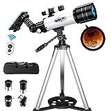BOBLOV Refractor Telescope, Telescopes for...