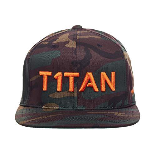 T1TAN Snapback - Unisex - One Size - Goalkeeperlifestyle - Camo