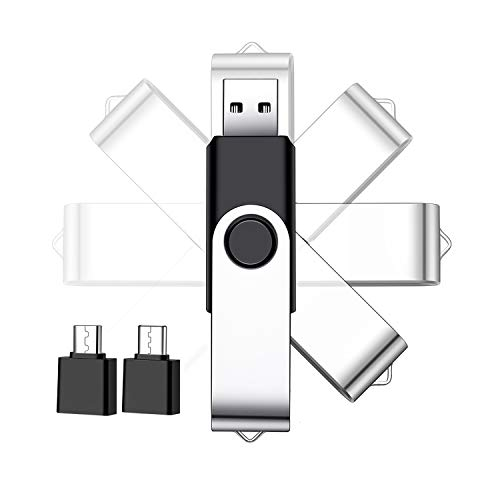 256GB Memorias USB PenDrive Giratoria Pen Drive 512 GB Unidad Flash USB...