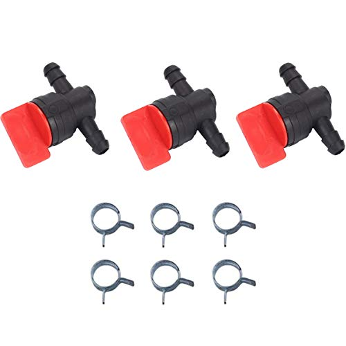 ZAMDOE Fuel Cut Off Shut Off Valve for 698183 493960 494768 with clamp,...